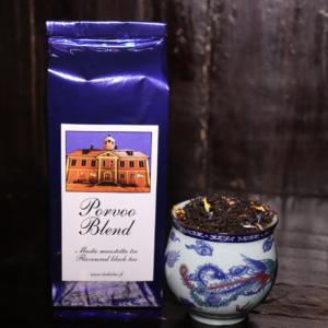 Musta maustettu Provoo-tee