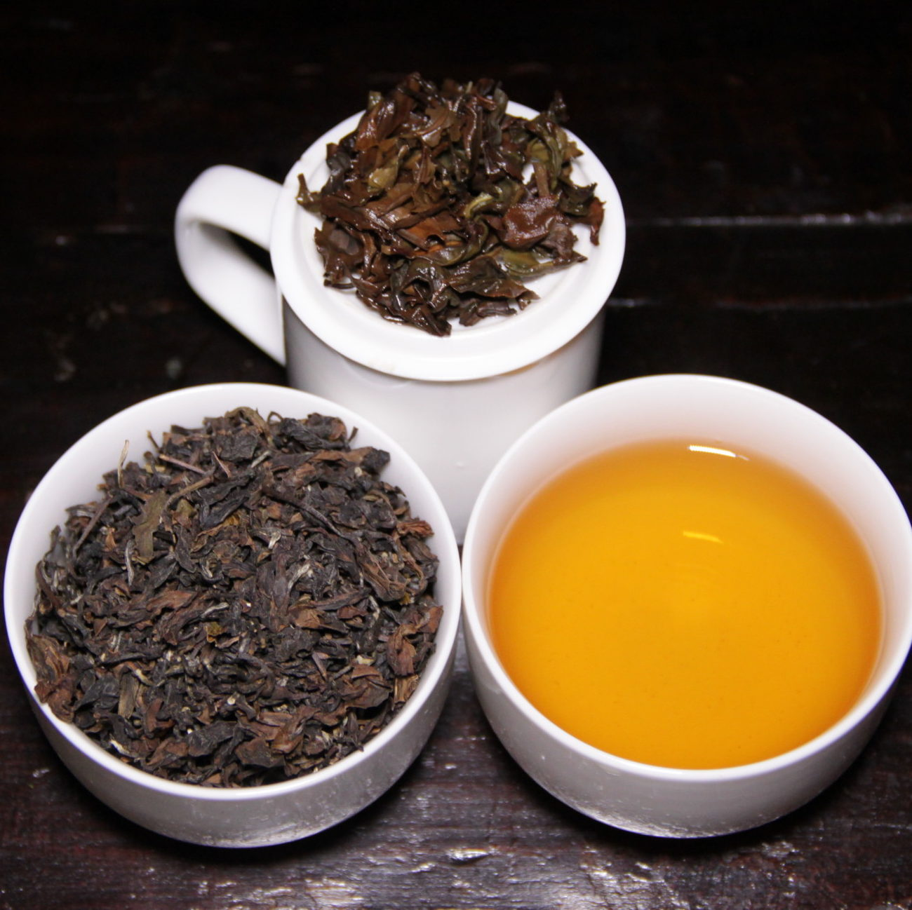 Taiwanilainen Oolong-tee Fancy