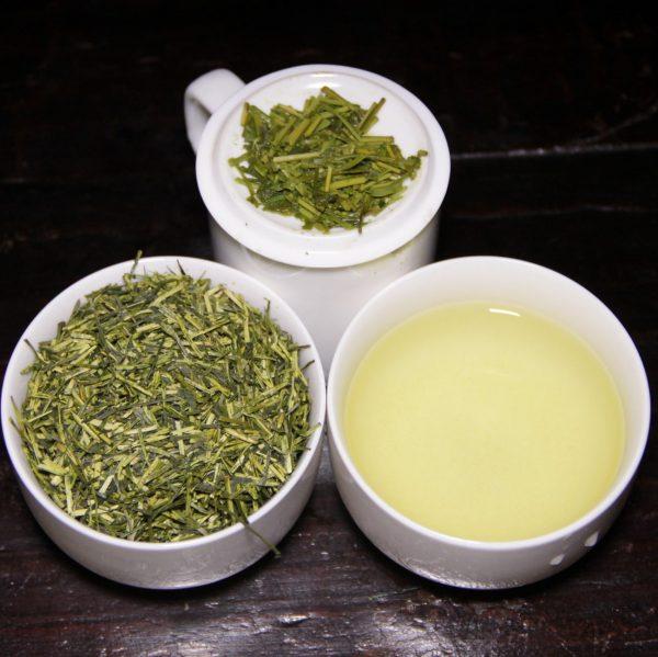 Kukicha-tee japani