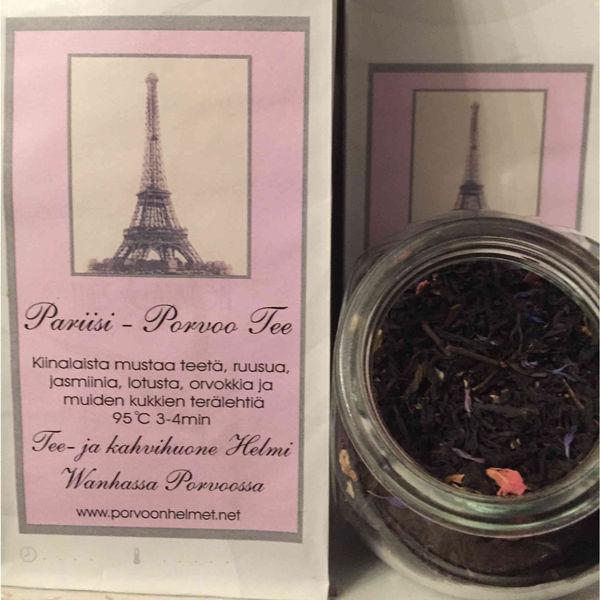 Pariisi-Porvoo