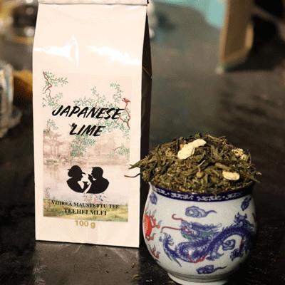 Japanese-Lime-vihreä-tee