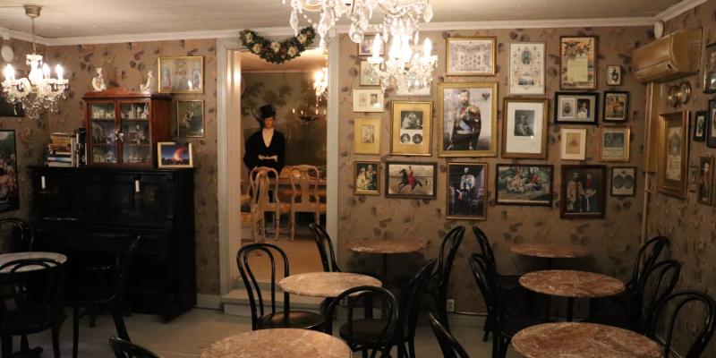 Cafe interiour