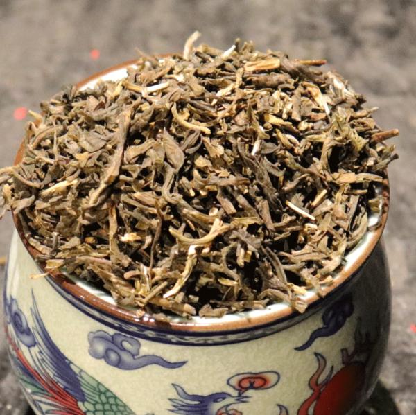 Vihreä kiinalainen jasmiinitee